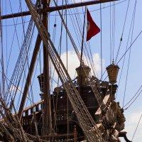 Пиратский корабль в Генуе. :: Светлана ***