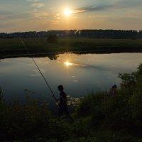 Время рыбачить :: Татьяна Копосова