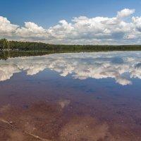 Круглое озеро :: Владимир Питерский