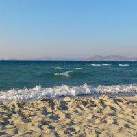 песок и волны :: Ольга Богачёва