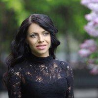 Прогулка под дождём :: Ксения Ткаченко
