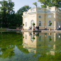 Зеркальный пруд в Екатерининском парке :: Юрий Лепкин