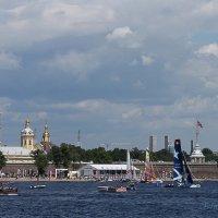 Международная регата в Петербурге :: Вера Моисеева