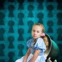 Алиса в стране чудес :: Татьяна Ступина