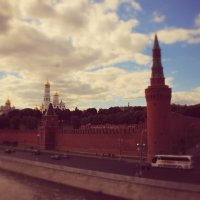 Moscow :: Alisa Maksimenko
