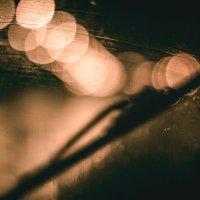 Стирая капли дождя :: Леонид Баландин