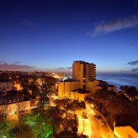 Рассвет в Estoril :: Дмитрий Бакулин