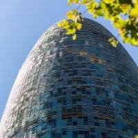 Torre Agbar :: Дмитрий Карышев