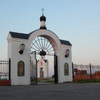 Врата мемориала в Ржеве. :: pugar4750 Юрий Пучков