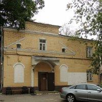 Старообрядческая церковь Николая Чудотворца бывш. Свято-Никольской общины :: Александр Качалин