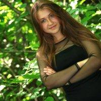 В лесу... :: Анна Одоленко