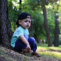 Маленький Тёмик... :: Irina Shepelenko
