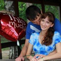 Валентина и Дмитрий :: Дарья Желудкова