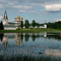 Валдайский Иверский монастырь-2 :: Yury Mironov
