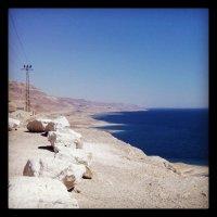 Мёртвое море в Израиле :: Александра Шевченко