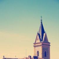 Собор в Чехии :: Сергей Филимончук