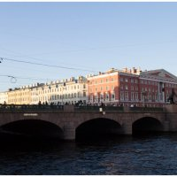 Аничков мост :: Алла А