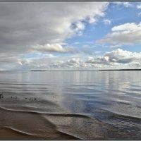 Облака и волны :: Vadim WadimS67
