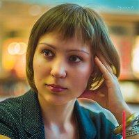 В кафе :: Андрей Диянов