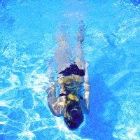 Под водой :: Ксения Николаенко