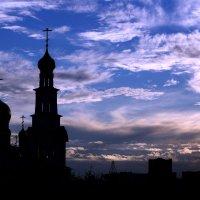 Распахнутые Небеса. :: leonid kononov
