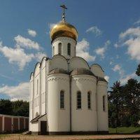 Церковь Пимена Угрешского :: Александр Качалин
