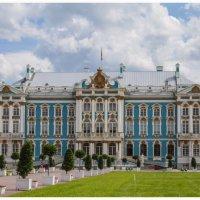 Екатерининский дворец, Царское село, г. Пушкин :: Алла А