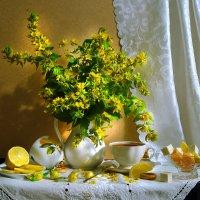 На чашку чая... :: Валентина Колова