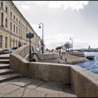 СПб. Эрмитажный мост :: Евгений Никифоров
