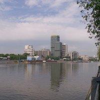 Москва-река :: Сергей Антонов