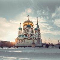 Свято-Успенский кафедральный собор, Омск :: Алина Репко