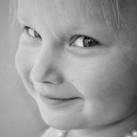 Моя любимая племяшка Аринка :: Дарья Довгопольская