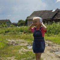 Лето в деревне.. :: Ирина Федорова