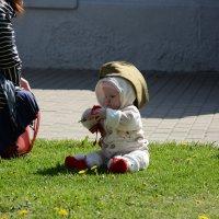 Малышь :: Алексей Бортновский
