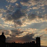 закат в Отечестве и сладок и приятен....)) :: sv.kaschuk