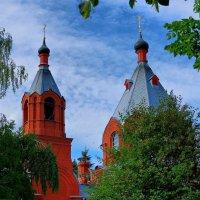 Церквушка :: Андрей Куприянов