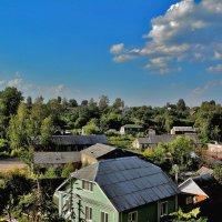 Крыши домов... :: Yuriy V