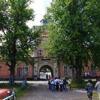 Вход в крепость Свеаборг. :: Александр Лейкум