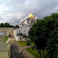 Новгородская София. :: Наталья Левина