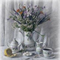 чай с молоком :: kram