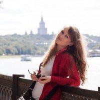 На берегу :: Светлана Шмелева