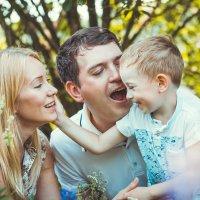 Семья, любовь, понимание, нежность :: Екатерина Буслаева Буслаева