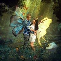 Царство бабочек :: Алексей Иванов