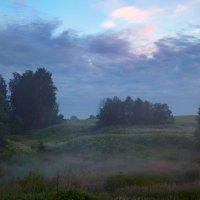 По оврагам туман... :: Roman Lunin
