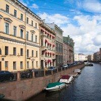 Вид с моста :: Юрий Груздев