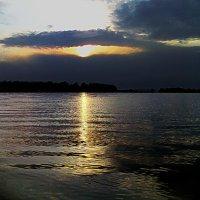 Солнечное око..... Дорожка восходящего солнца. :: *ALISA* ( minck55 )