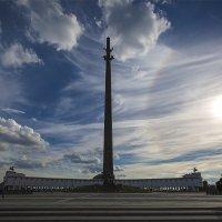 На Поклонной горе :: Андрей Шаронов