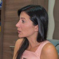 Катя. :: Ирина Краснобрижая