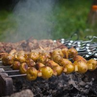 Эх картошечка, картошка-подружились мы с тобой... :: Vladimir 070549