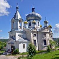 Монастыри Молдовы. Кондрица. :: донченко александр